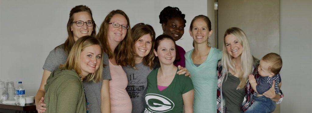 omaha church small group women