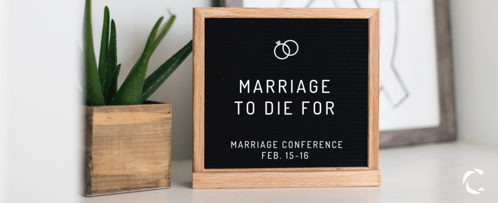 marriage to die for