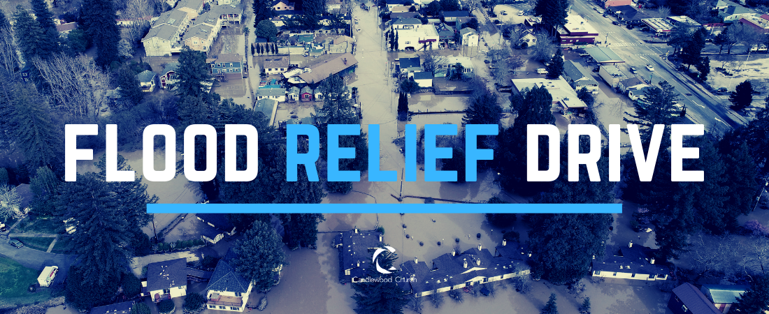 Flood Relief Drive at Candlewood Church