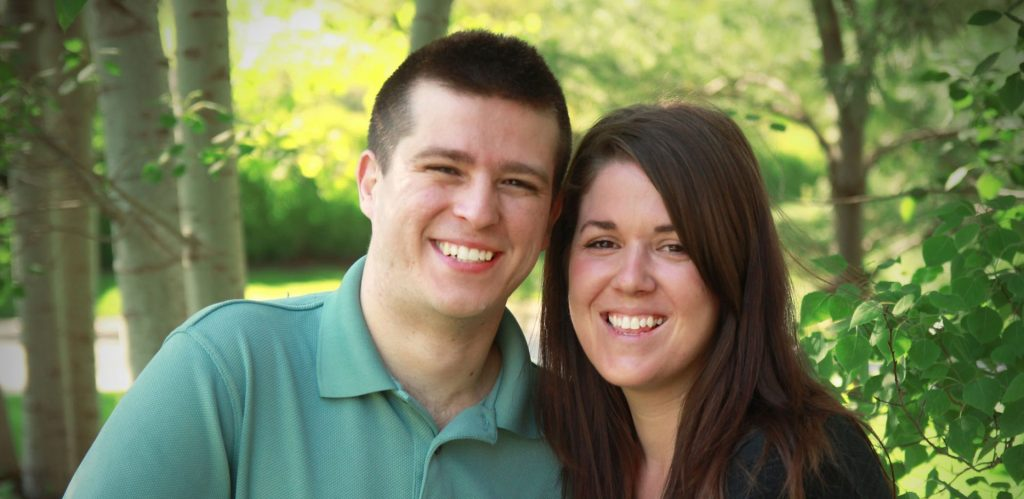 Xavier Rodriguez Omaha Church Pastor with wife