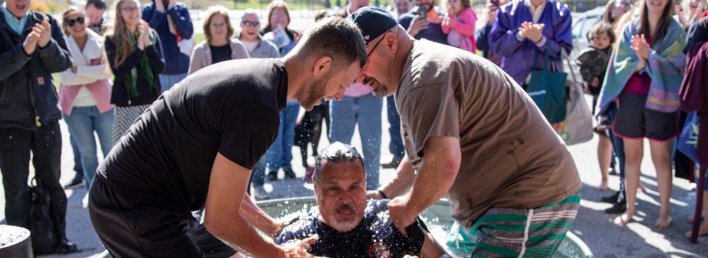 omaha church baptism