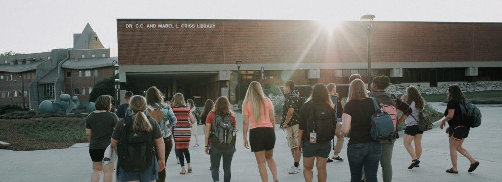 uno campus life