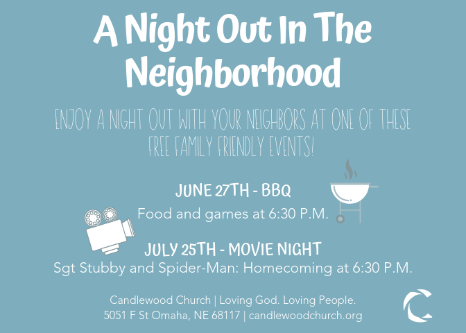 A Night Out In The Omaha Neighborhood (2)