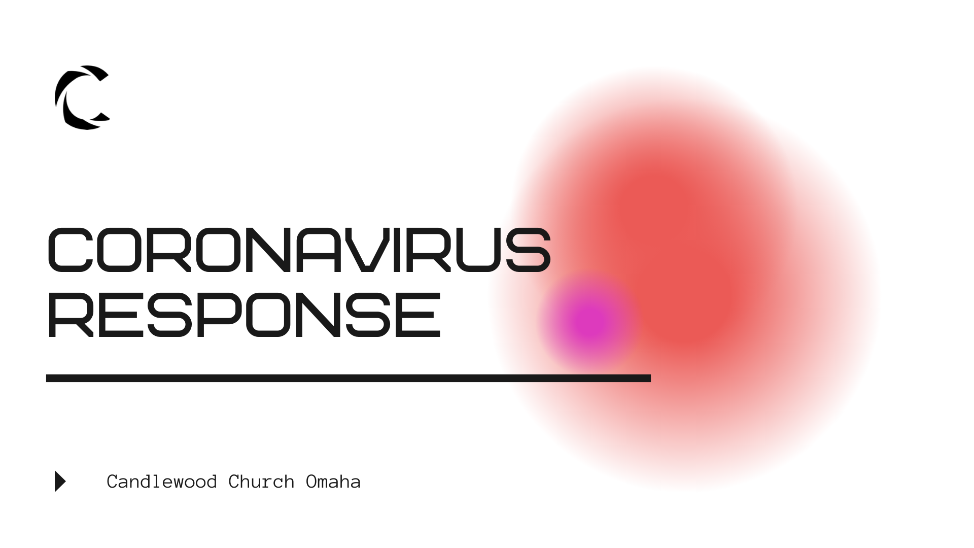 coronavirus response from candlewood church omaha
